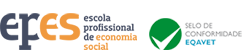 EPES, Escola Profissional de Economia Social Logo